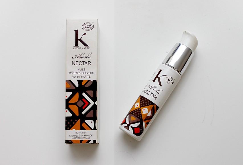Huile Absolu Nectar - K pour Karité