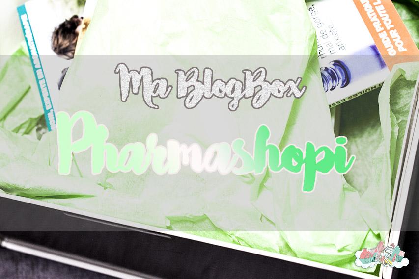 BlogBox Pharmashopi - Elise&Co